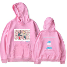Load image into Gallery viewer, Bangtan Love Yourself World Tour 1 Hoodie