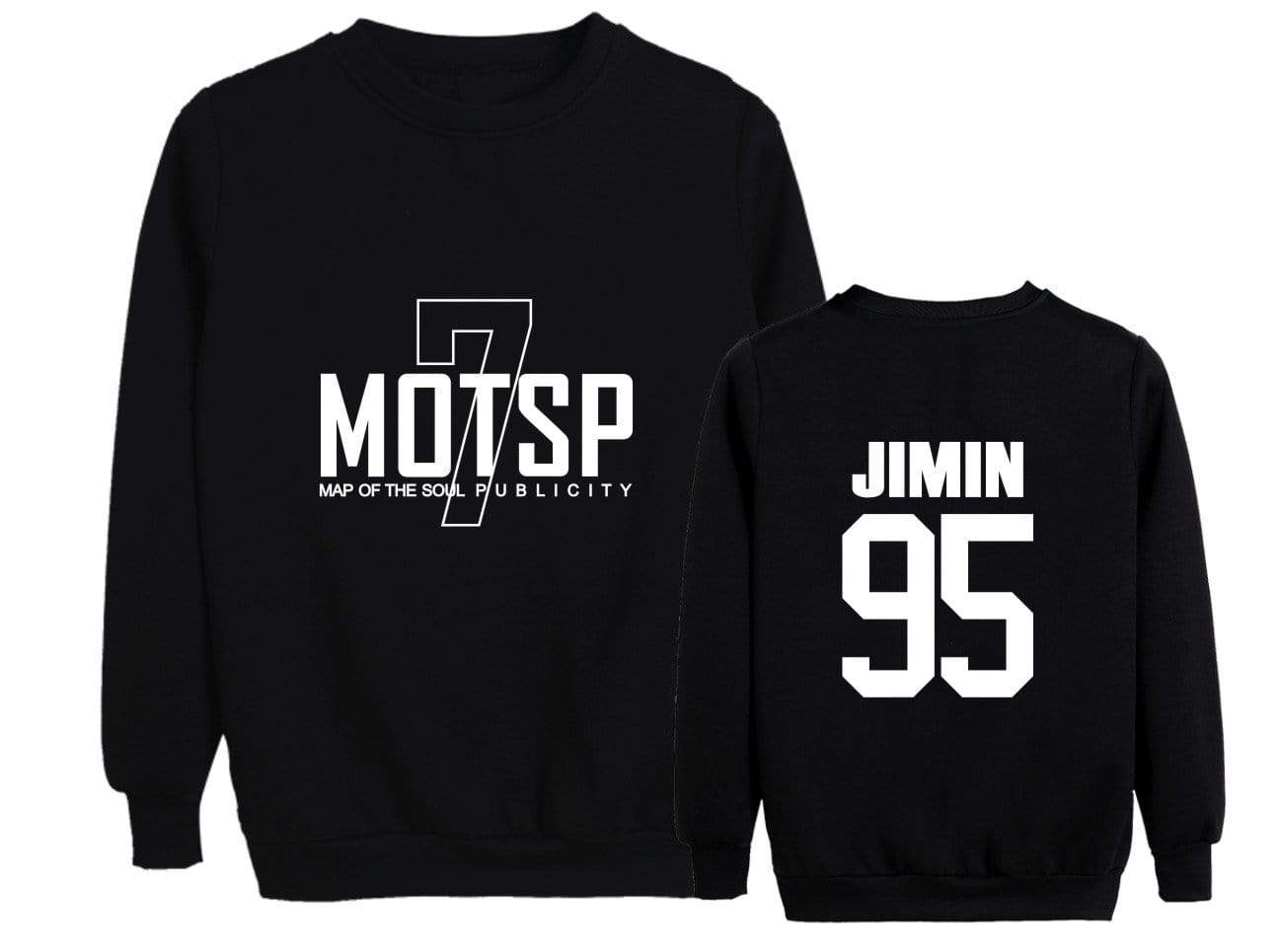 Bangtan Map Of The Soul: 7 (Ver 4) Sweatshirt