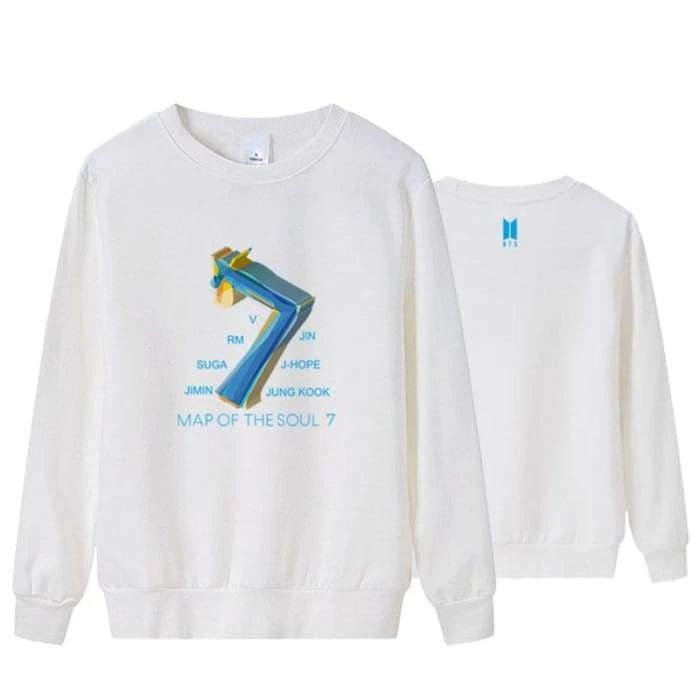 Bangtan Map Of The Soul: 7 (Ver 5) Sweatshirt