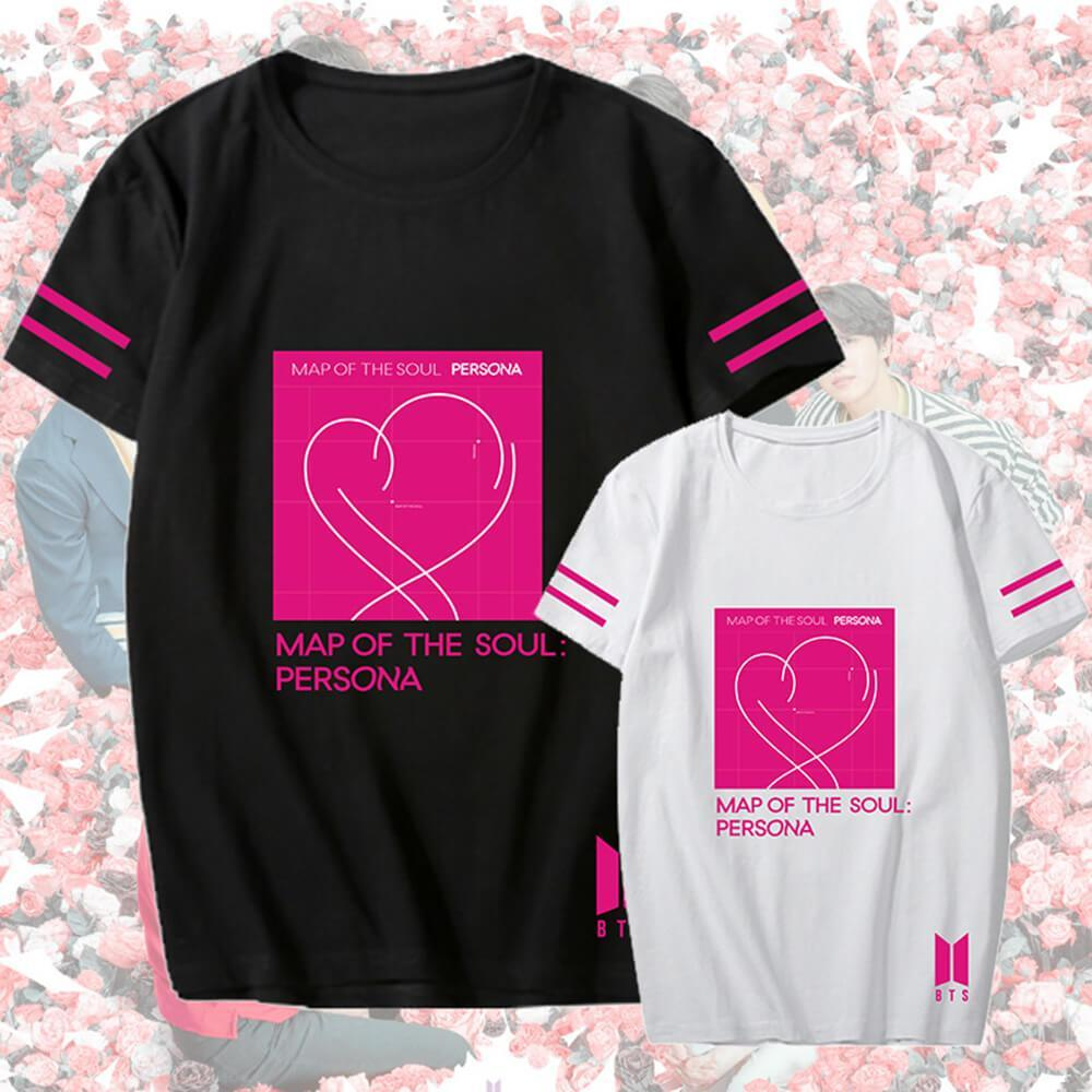 Bangtan Map Of The Soul Persona 1 T-shirt