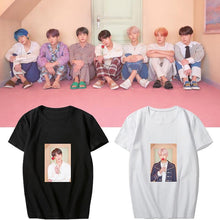 Load image into Gallery viewer, Bangtan Map Of The Soul Persona 3 T-shirt