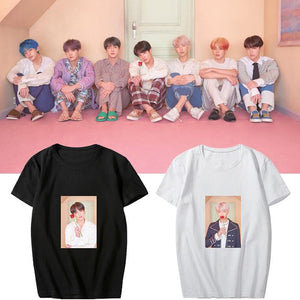 Bangtan Map Of The Soul Persona 3 T-shirt
