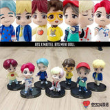 Bangtan MINI FIGURE DOLL