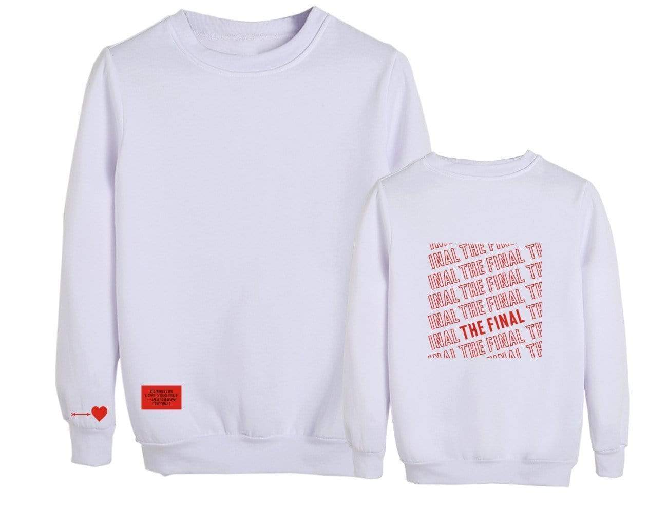 Bangtan Speak Yourself The Final Sweatshirt