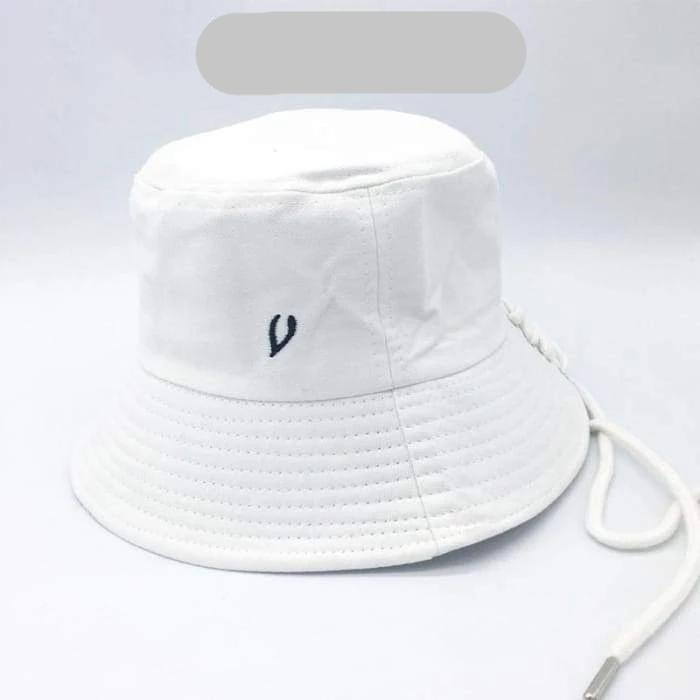 Bangtan Suga 2018 Fashion Fisherman Hat