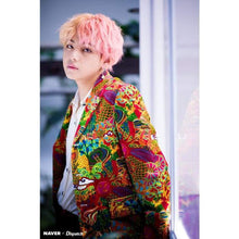 Load image into Gallery viewer, Bangtan Taehyung IDOL MV Fashion Moon Earring