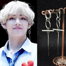 Load image into Gallery viewer, Bangtan V Earrings