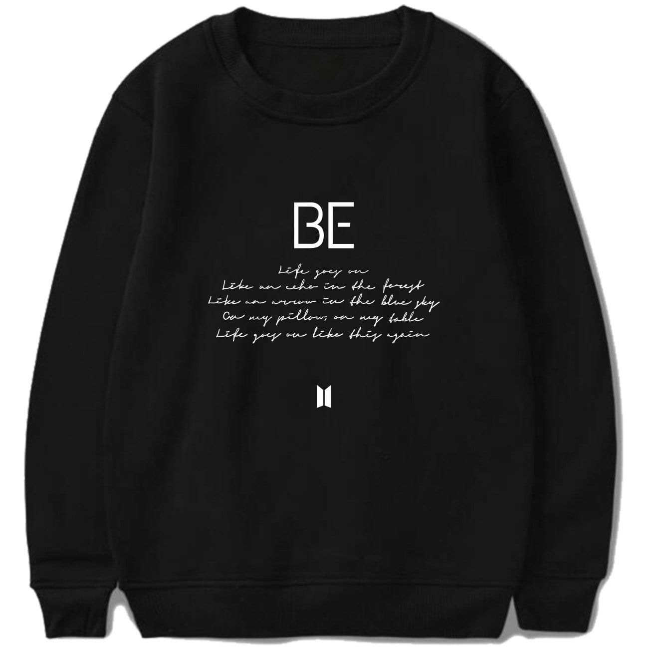 Bangtan7 BE Sweatshirt
