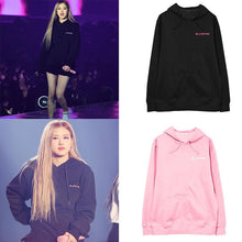 Load image into Gallery viewer, Blackpink Concert ROSÉ Hoodie