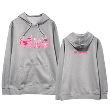 Load image into Gallery viewer, Blackpink Cute Cartoon Printed Hoodie