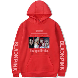 Blackpink How you like that Hoodie