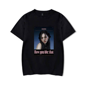 Blackpink How you like that Ver 2 T-shirt