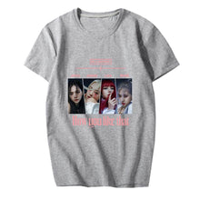 Load image into Gallery viewer, Blackpink How you like that Ver 4 T-shirt