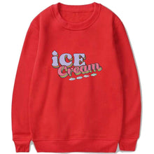 Load image into Gallery viewer, Blackpink ICECREAM Sweatshirt