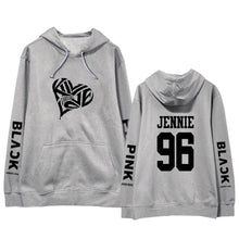 "Load image into Gallery viewer, Blackpink ""Kill This Love"" Letter Hoodie"