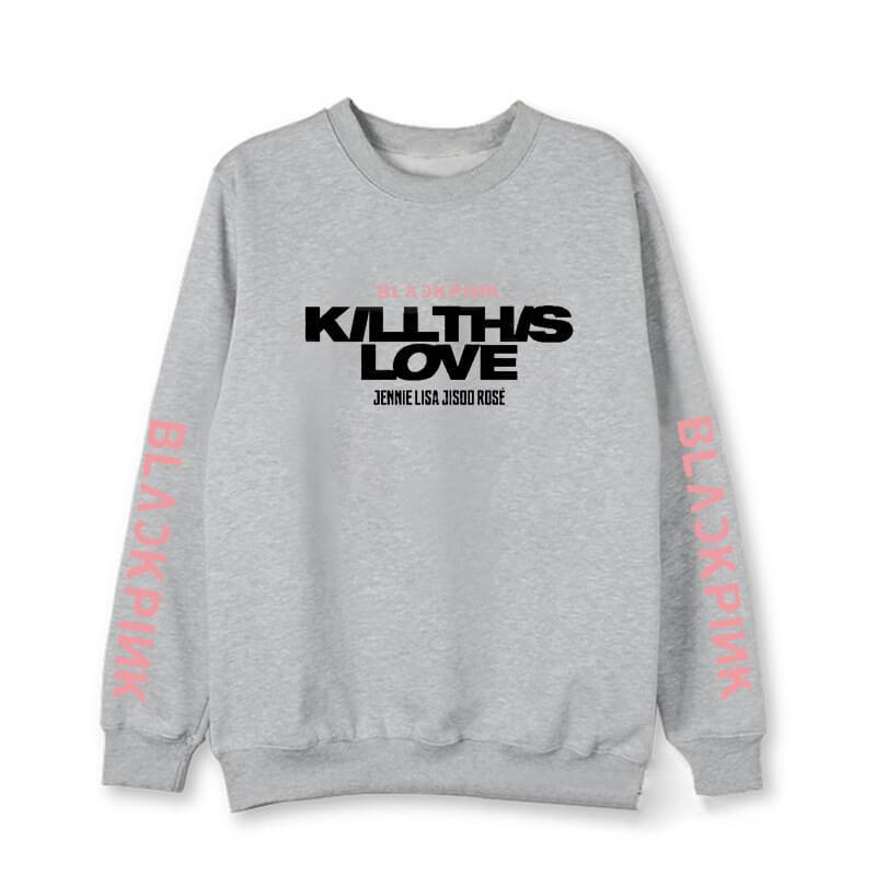 "Blackpink ""Kill This Love"" Printed Sweatshirt"