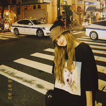 Load image into Gallery viewer, Blackpink LISA Same Printed T-shirt