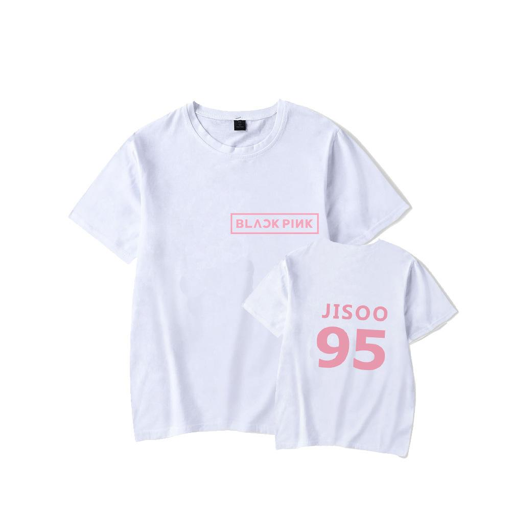 Blackpink Member Printed T-shirt