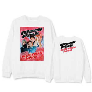 Blackpink New Casual Sweatshirt