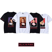 Load image into Gallery viewer, Blackpink New Photo Printed T-shirt