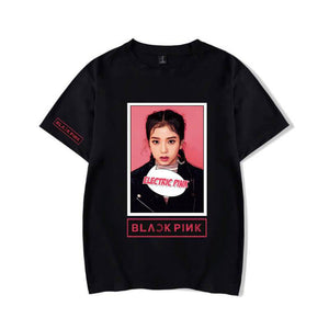 Blackpink New Photo Printed T-shirt