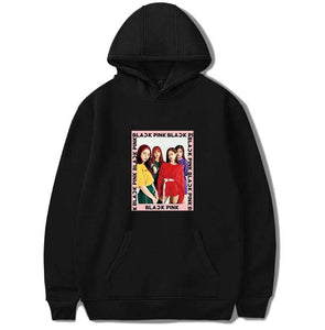 BLACKPINK Photo Printed Hoodie