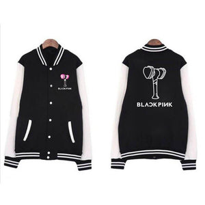 Blackpink Printed Casual Jacket