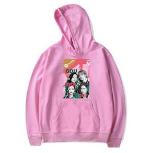 BLACKPINK SQUARE UP Photo Hoodie