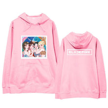 Load image into Gallery viewer, Blackpink Summer Printed Hoodie