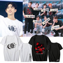Load image into Gallery viewer, GOT7 2019 WORLD TOUR KEEP SPINNING T-shirt