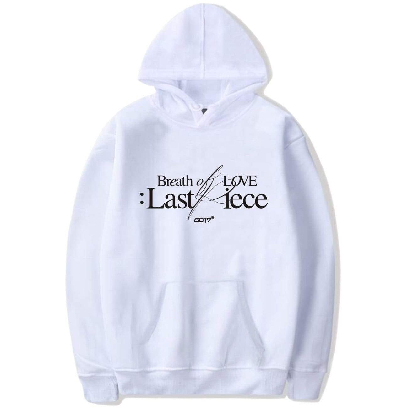 GOT7 Breath of Love Hoodie
