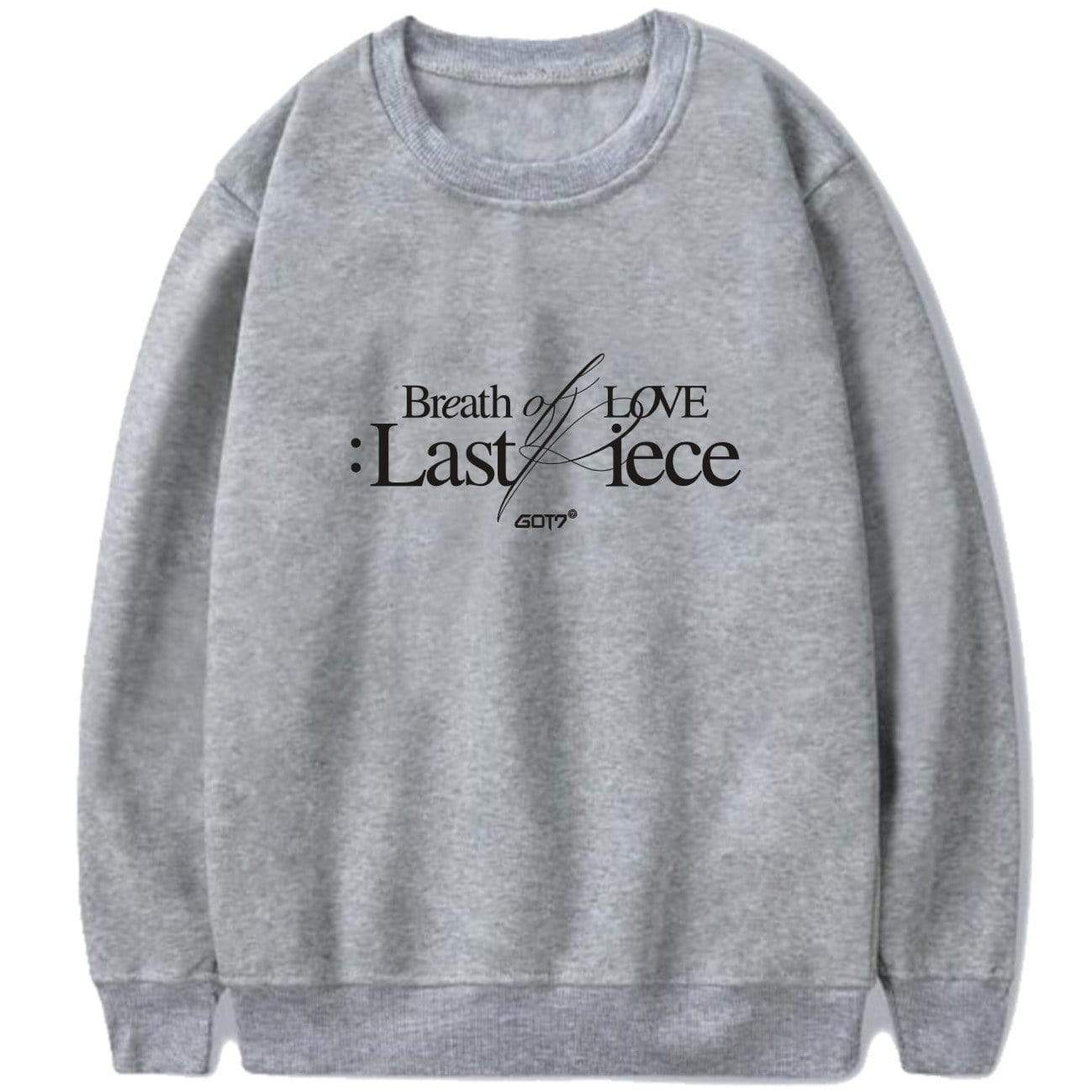 GOT7 Breath of Love Sweatshirt