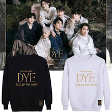 Load image into Gallery viewer, GOT7 DYE Album Printed Cotton Korean Casual Sweatshirt