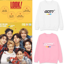 Load image into Gallery viewer, GOT7 EYES ON YOU Sweatshirt