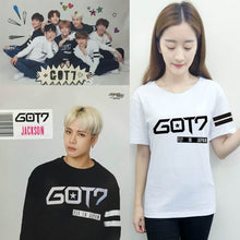Load image into Gallery viewer, GOT7 FLY IN JAPAN Concert Same Unisex T-shirt