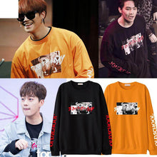 Load image into Gallery viewer, GOT7 JB Same Korean Cotton Casual Sweatshirt