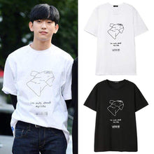 Load image into Gallery viewer, GOT7 Jin Young Same Printed T-shirt