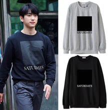 Load image into Gallery viewer, GOT7 JUNIOR Same Letter Printed Cotton Sweatshirt