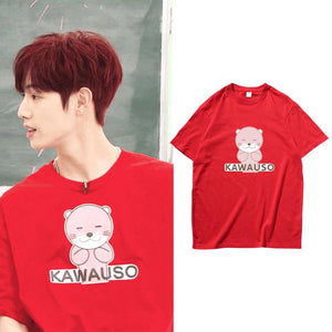 GOT7 Mark Same Printed T-shirt