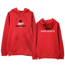 Load image into Gallery viewer, GOT7 SEVEN SECRETS Concert Hoodie