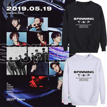 Load image into Gallery viewer, GOT7 SPINNING TOP Album Loose Cotton Sweatshirt