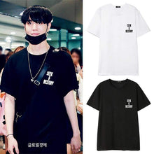 Load image into Gallery viewer, GOT7 YuGyeom Same Printed T-shirt