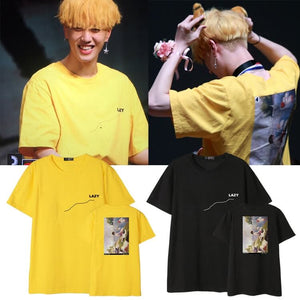 GOT7 Yugyeom Same Printed T-shirt