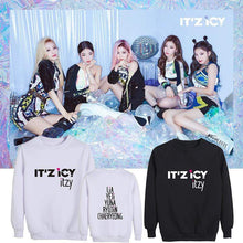 Load image into Gallery viewer, ITZY IT'z ICY Sweatshirt