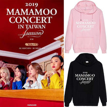 Load image into Gallery viewer, MAMAMOO CONCERT 4Season F/W Hoodie