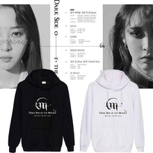 Load image into Gallery viewer, MAMAMOO Dark Side of the Moon Hoodie