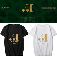 Load image into Gallery viewer, MAMAMOO TRAVEL T-shirt