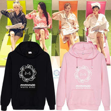 Load image into Gallery viewer, MAMAMOO WHITE WIND Hoodie