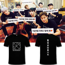 Load image into Gallery viewer, MONSTA X BE BEAUTIFUL Concert Printed T-shirt