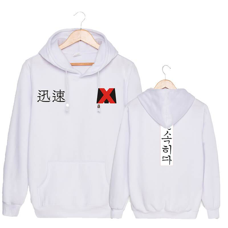 MONSTA X Concert Same Cotton Casual Hoodie